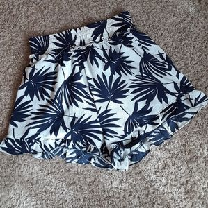 Lucca High Waisted Shorts